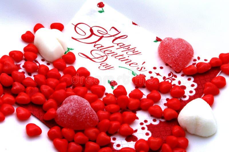 lyckliga valentiner royaltyfri foto