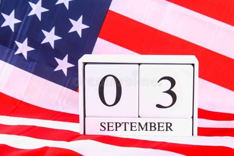 Lyckligt baner för arbets- dag, amerikansk patriotisk bakgrund royaltyfri bild