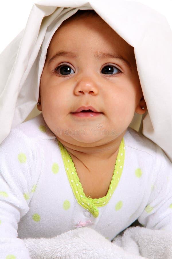 lyckligt barn för flicka royaltyfri fotografi
