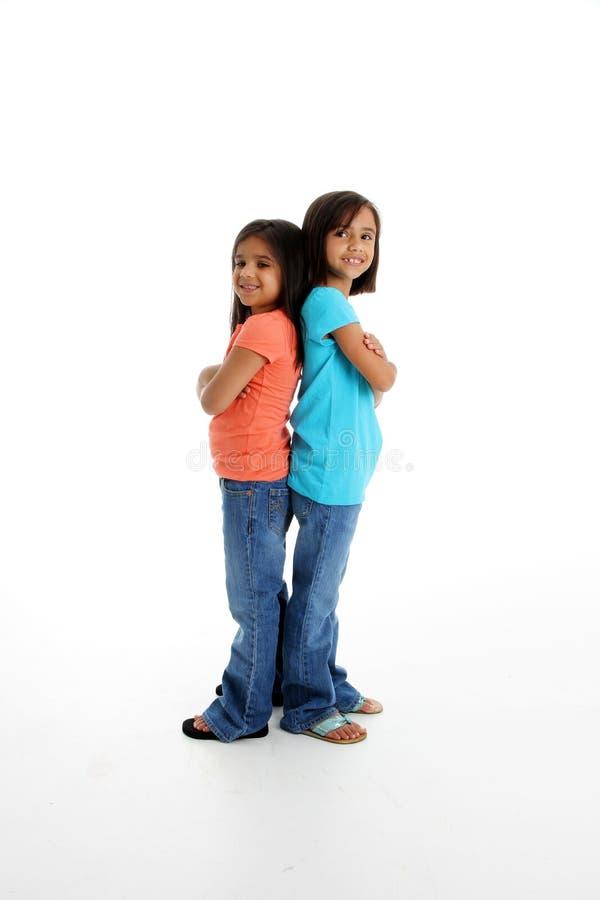 lyckligt barn för flickor royaltyfria foton