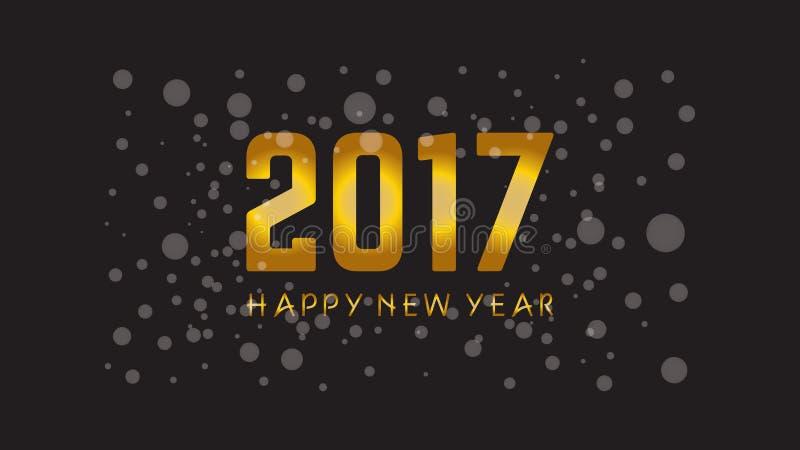 lyckligt glatt nytt år för bakgrundsjul vektor illustrationer