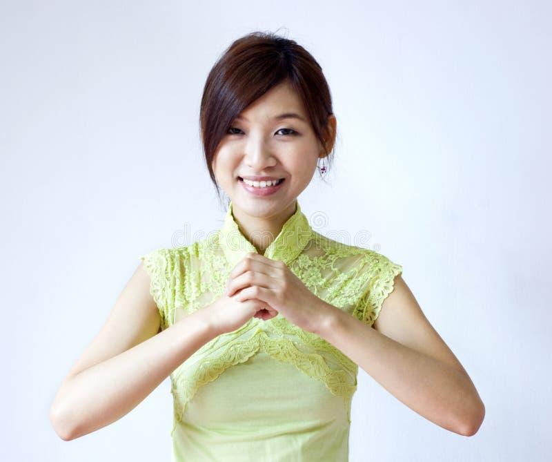 Lyckligt kinesiskt nytt år royaltyfria bilder
