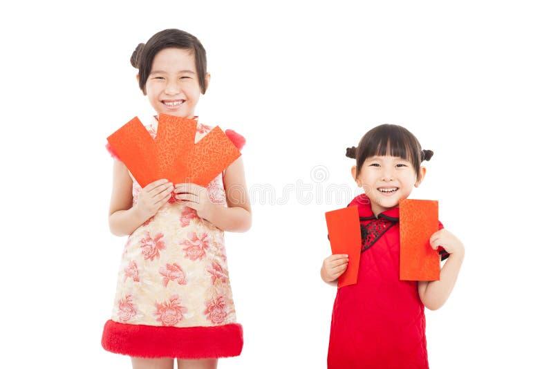 Lyckligt kinesiskt nytt år arkivbilder
