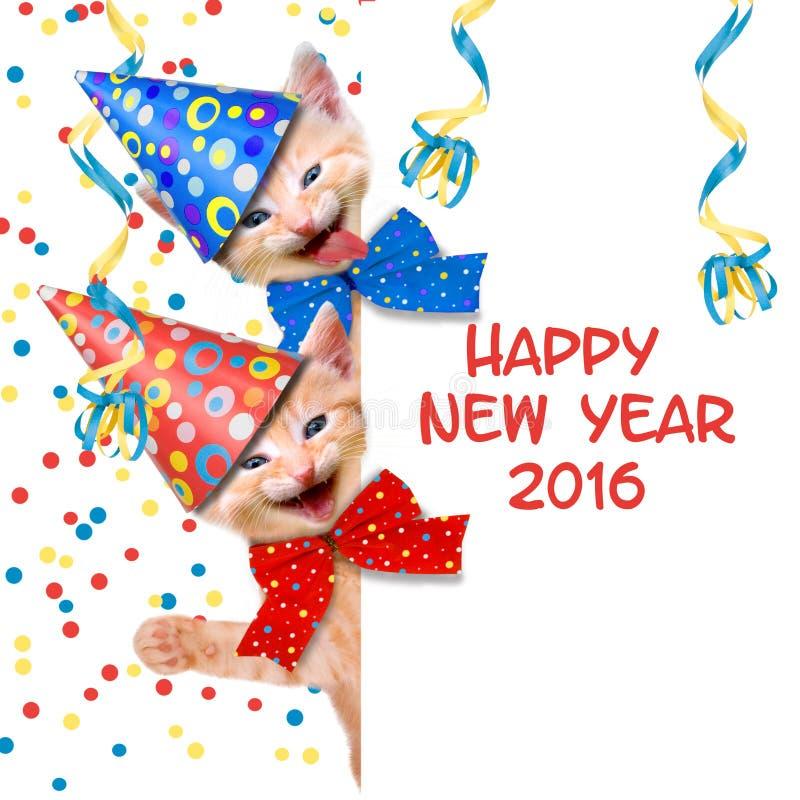 Lyckligt nytt år 2016 arkivbilder