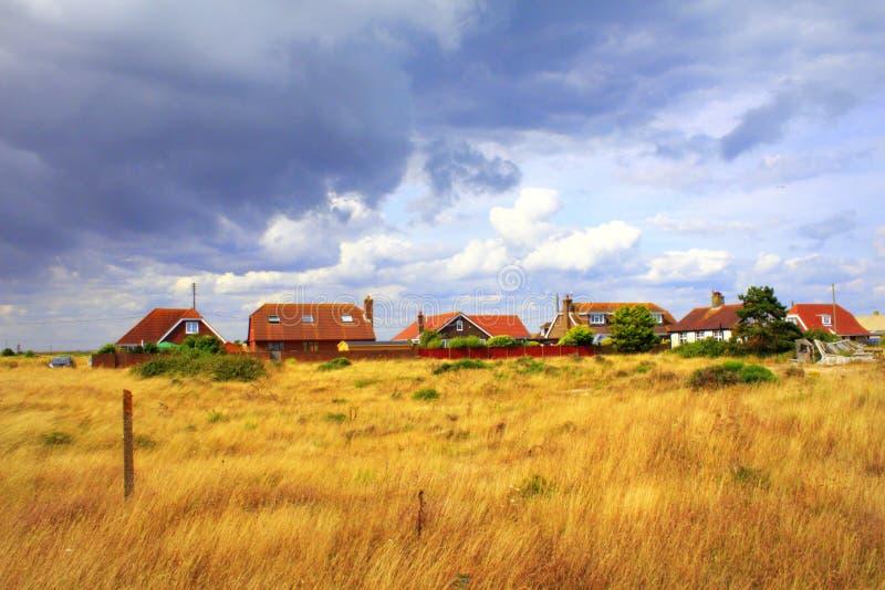 Lydd在海村庄英国英国 库存照片