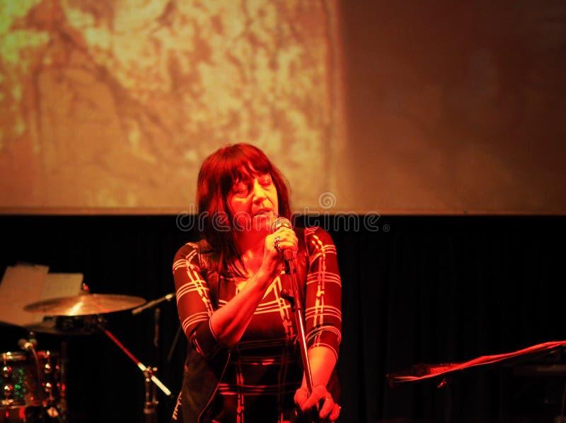 Download Lydia Lunch Koncert W Turyn Fotografia Editorial - Obraz złożonej z eurydice, lunch: 106903227