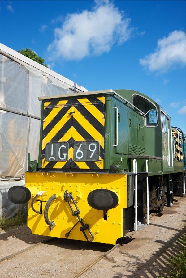 Lydney föreningspunktstation Gloucestershire UK royaltyfria bilder