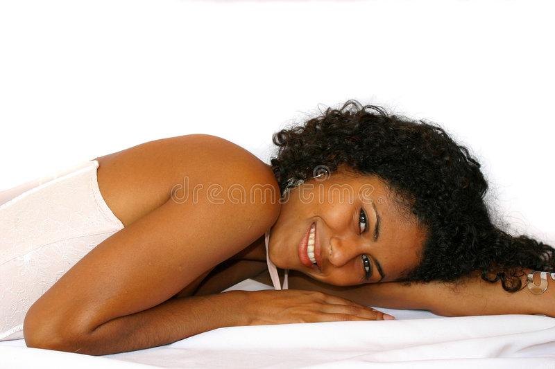 Lying down royalty free stock images
