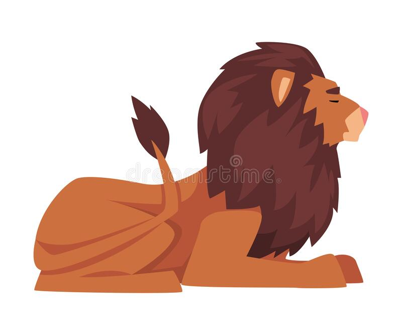 Lion Outline Side View : The best selection of royalty free cartoon outline lion vector art, graphics and stock illustrations.
