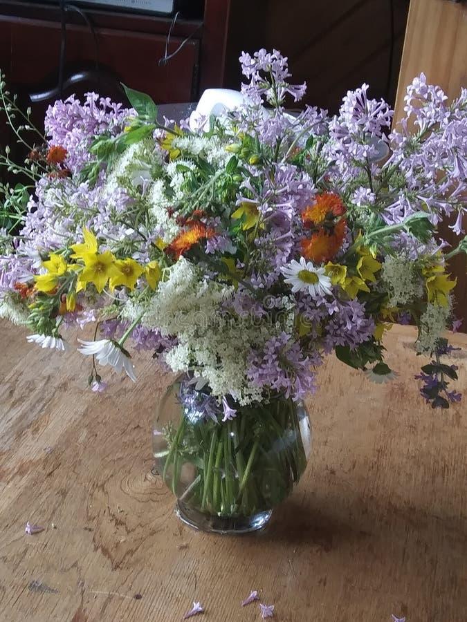 Lylox bouquet que fiz foto de stock