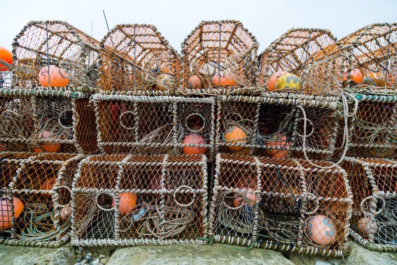 Lyme REGIS in Dorset Engeland het UK stock afbeelding