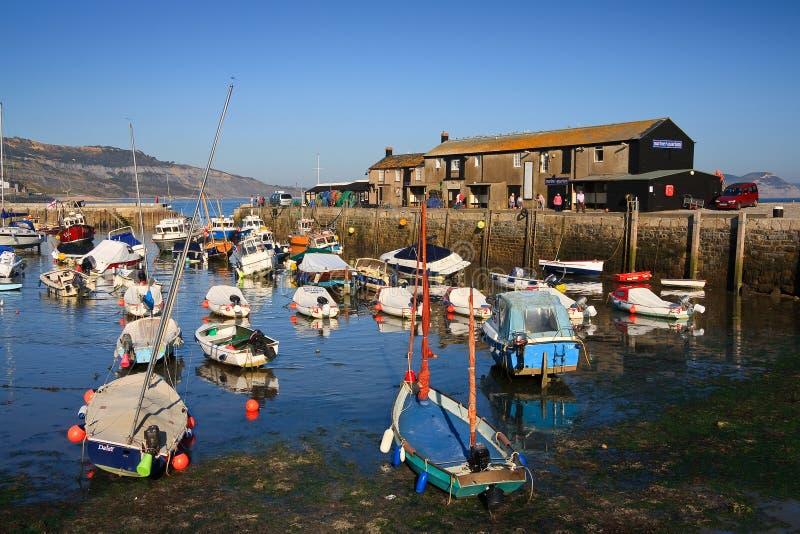Lyme Regis, Dorset, UK obrazy stock
