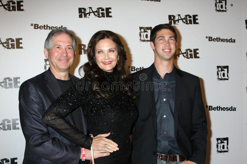 Download Lynda Carter, Rage editorial image. Image of launch, september - 22800860