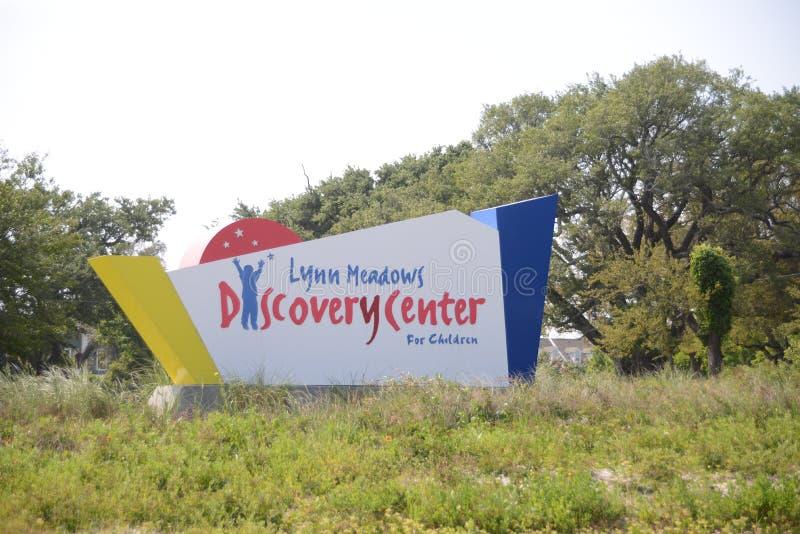 Lynn łąk odkrycia centrum dla dzieci, Gulfport, Mississippi obraz royalty free