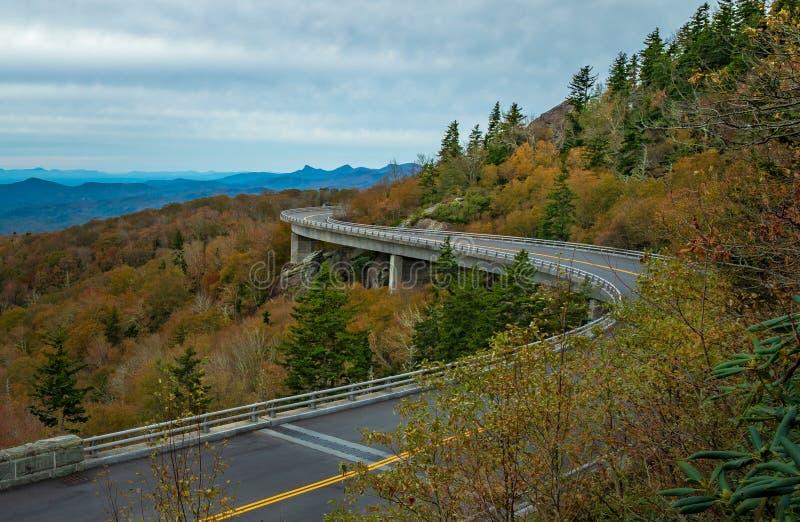 Lynn Cove Viaduct imagen de archivo libre de regalías