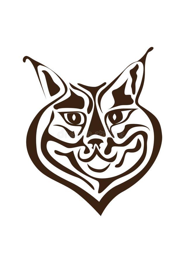 Download Lynx stock vector. Illustration of logo, lynx, artistic - 10019056