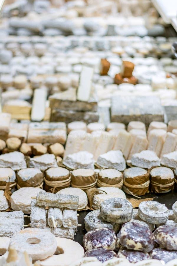 Lyoin-Käsespeicher lizenzfreie stockbilder