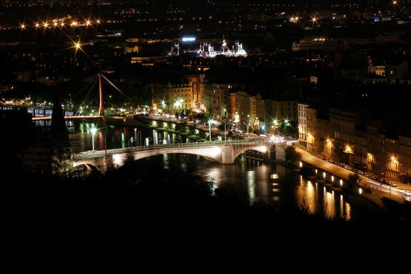 Lyon photographie stock libre de droits