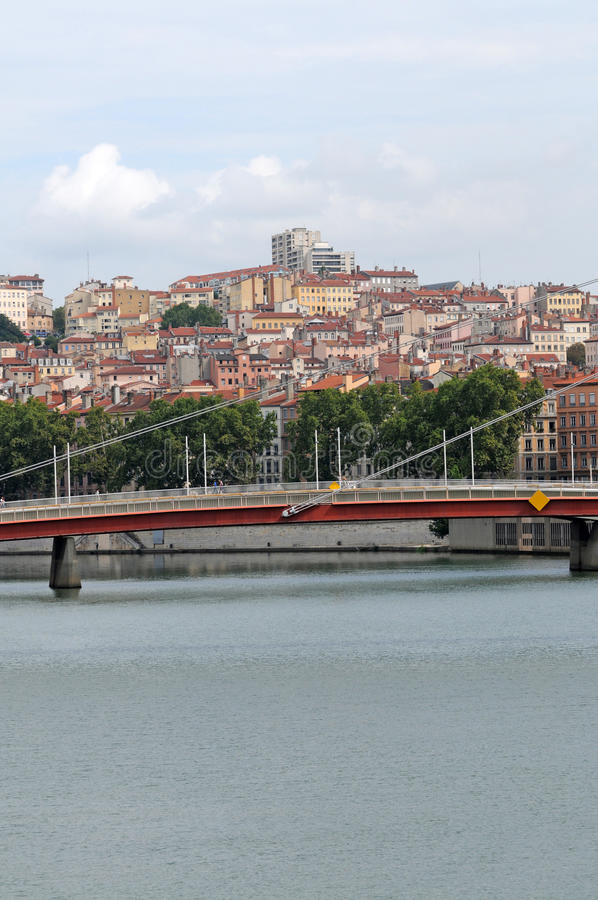 Download Lyon In France Royalty Free Stock Images - Image: 21987819