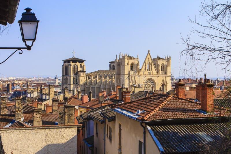 Lyon, France photographie stock