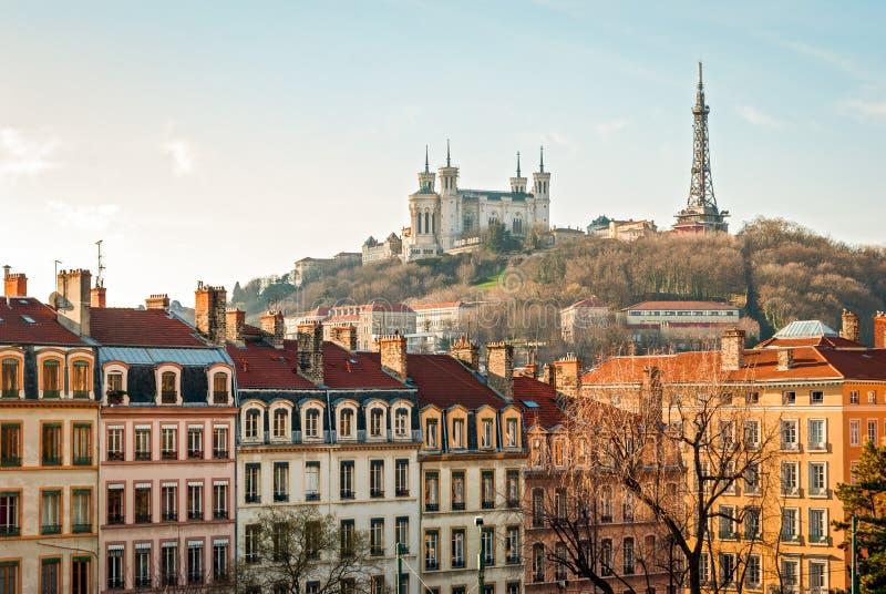 Lyon, France photos libres de droits