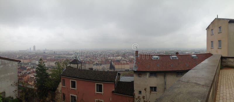 Lyon France photographie stock libre de droits