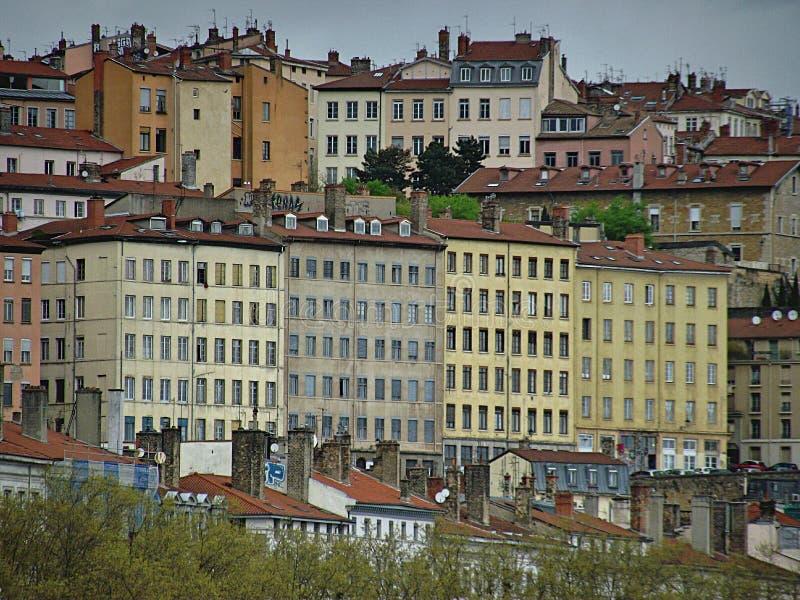 Lyon, France foto de stock royalty free