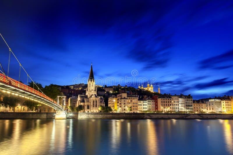 Lyon, Francia fotos de archivo libres de regalías