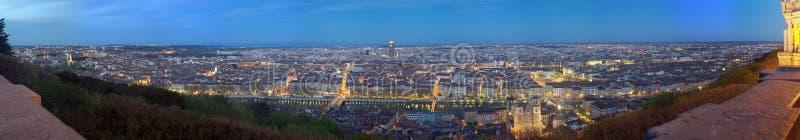 Lyon. Frankreich stockfoto