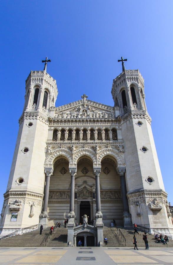 Lyon Frankrijk royalty-vrije stock afbeeldingen