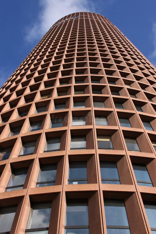 Download Lyon Part-Dieu Tower stock image. Image of skyscraper - 29697583