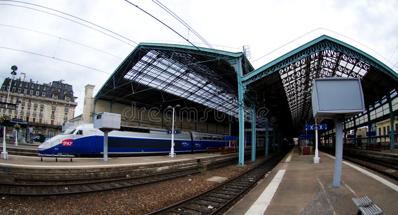 Download Lyon Rail Station Editorial Photography - Image: 20627222