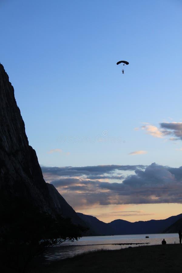 Lysefjorden Norwegia zdjęcia stock