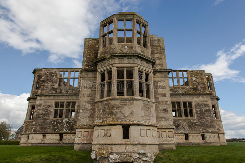 Lyveden New Bield royalty free stock photos