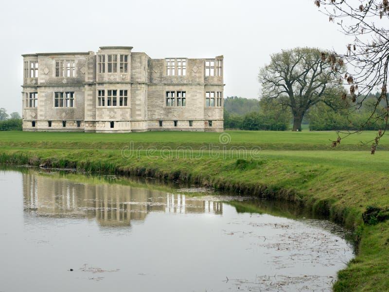 Lyveden Nieuwe Bield royalty-vrije stock afbeelding