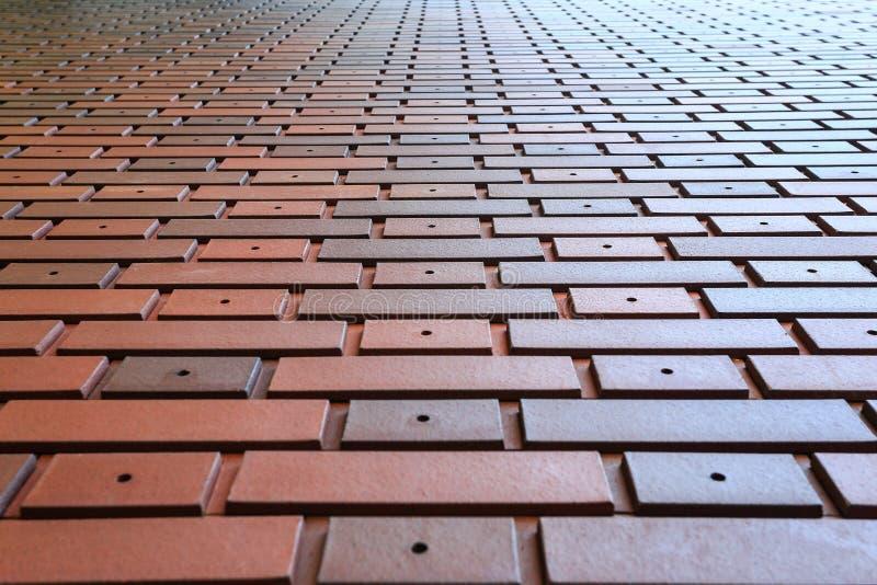Lyxig Brickwall modell royaltyfria foton