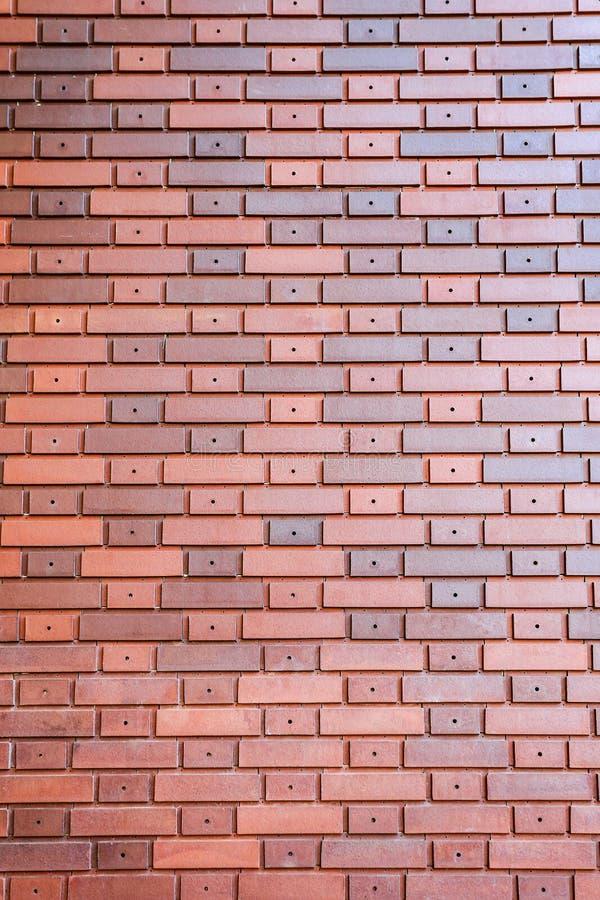 Lyxig Brickwall modell arkivbild