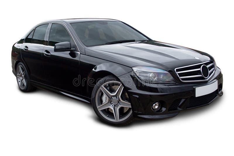 lyxiga salongsportar för bil royaltyfria foton