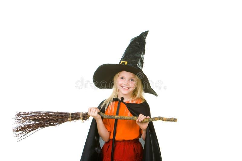 Mágica de Halloween foto de stock royalty free