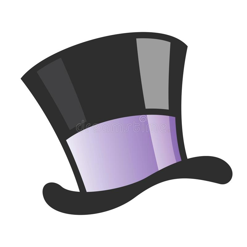 Mágico Hat ilustração stock