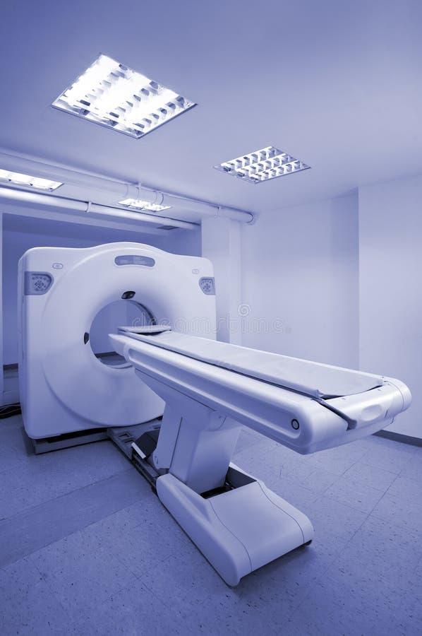 Máquina da ressonância magnética foto de stock