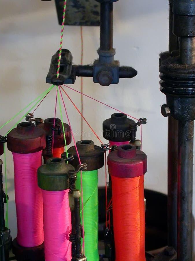 Máquina De Cordón Imágenes de archivo libres de regalías