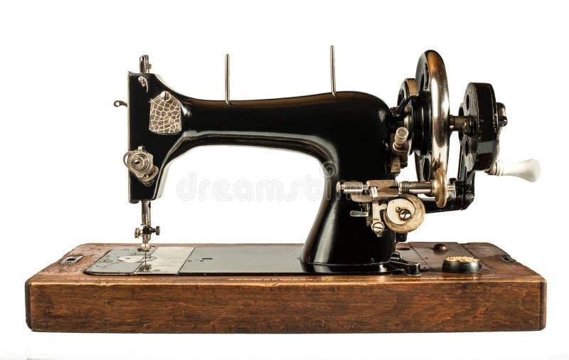 Máquina de coser del vintage imagen de archivo libre de regalías