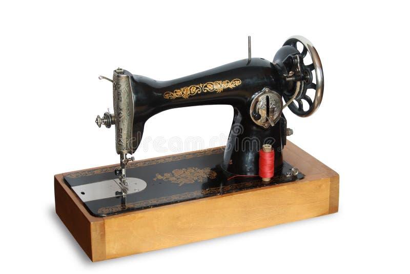Máquina de coser vieja imágenes de archivo libres de regalías