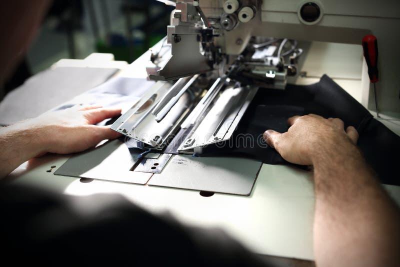 Máquina de costura fotografia de stock royalty free