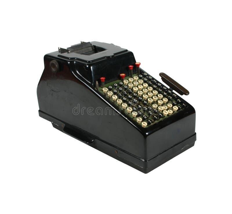 Máquina de efectivo imagen de archivo libre de regalías