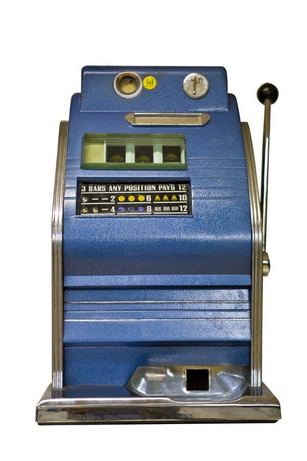 Máquina de entalhe velha imagens de stock