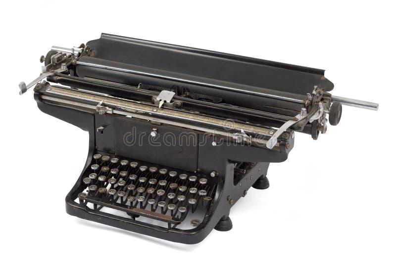 Máquina de escrever velha 1 foto de stock