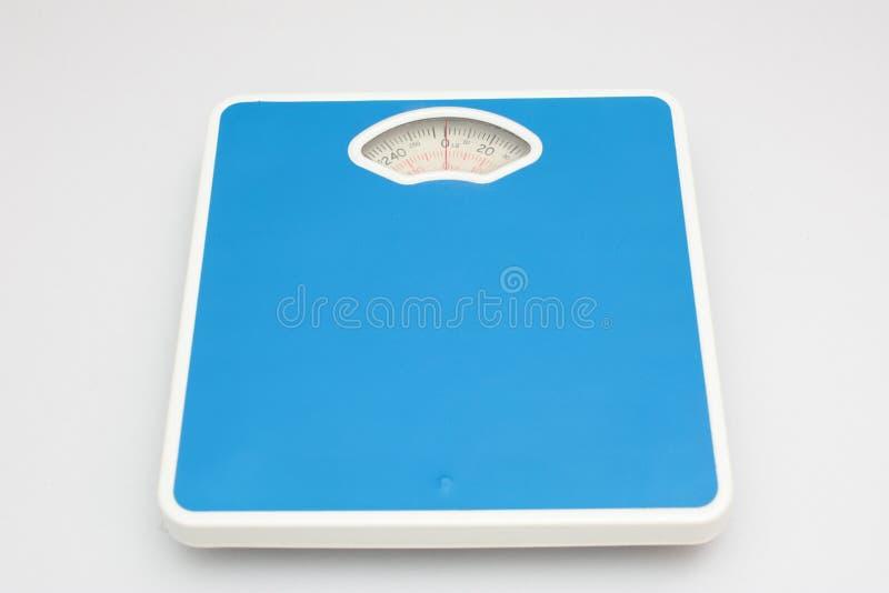 Máquina de peso imagens de stock