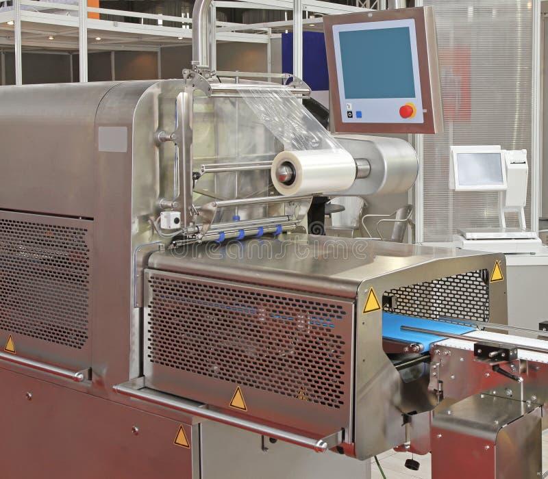 Máquina de Processamento de Alimentos imagens de stock royalty free